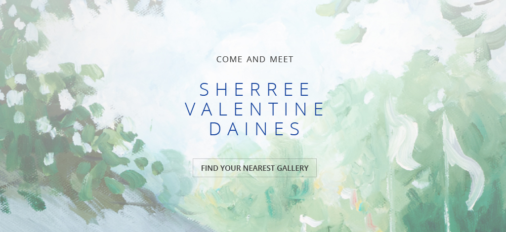 Sherree Daines Event Banner