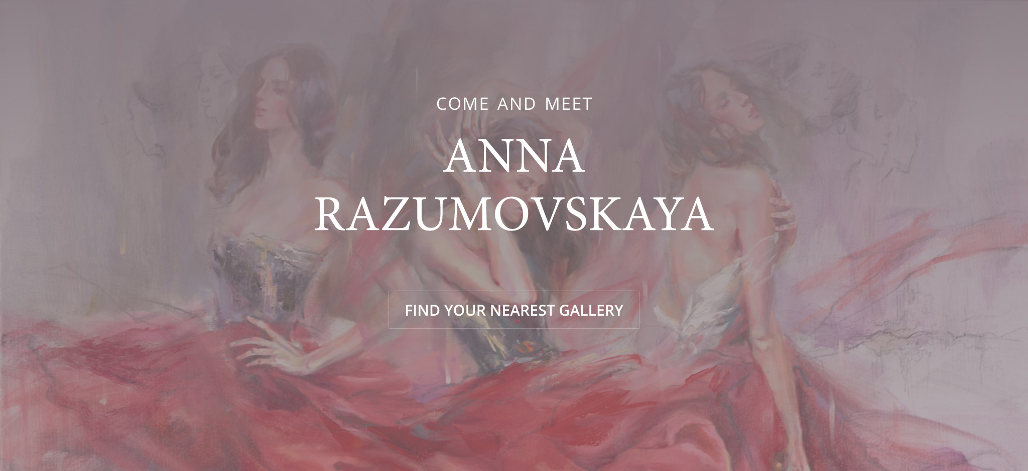 Come and Meet Anna Razumovskaya