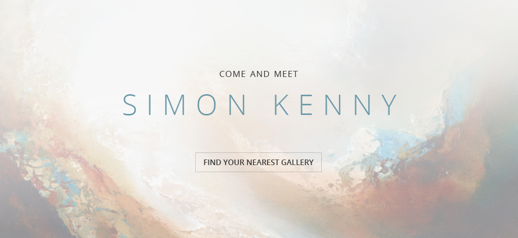 Simon Kenny Event Banner