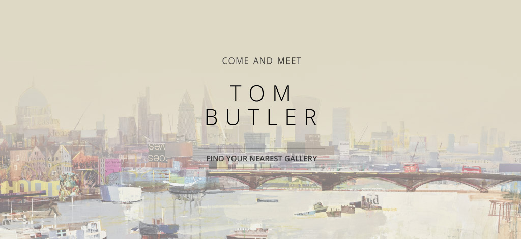 Come and Meet Tom Butler