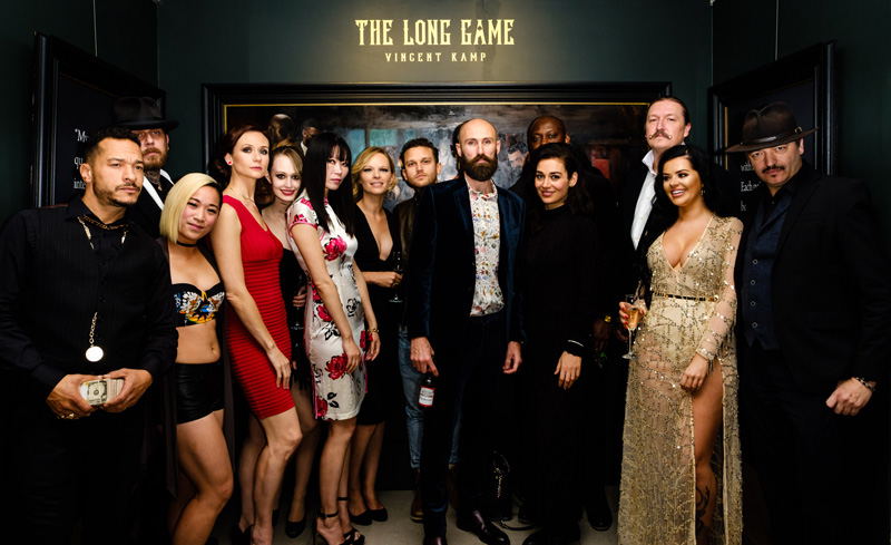 Vincent Kamp's 'The Long Game'