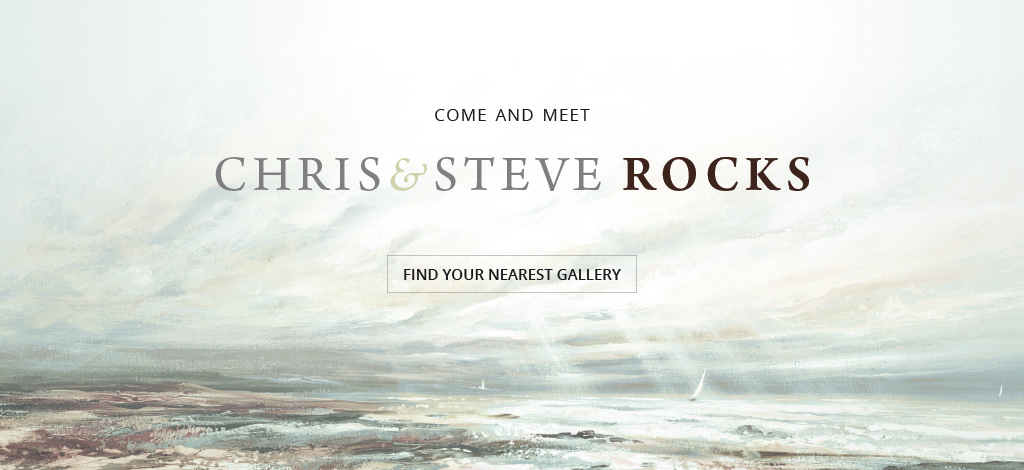 Come and Meet Chris and Steve Rocks