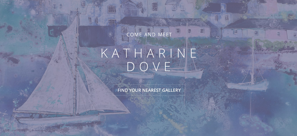 Come and Meet Katharine Dove