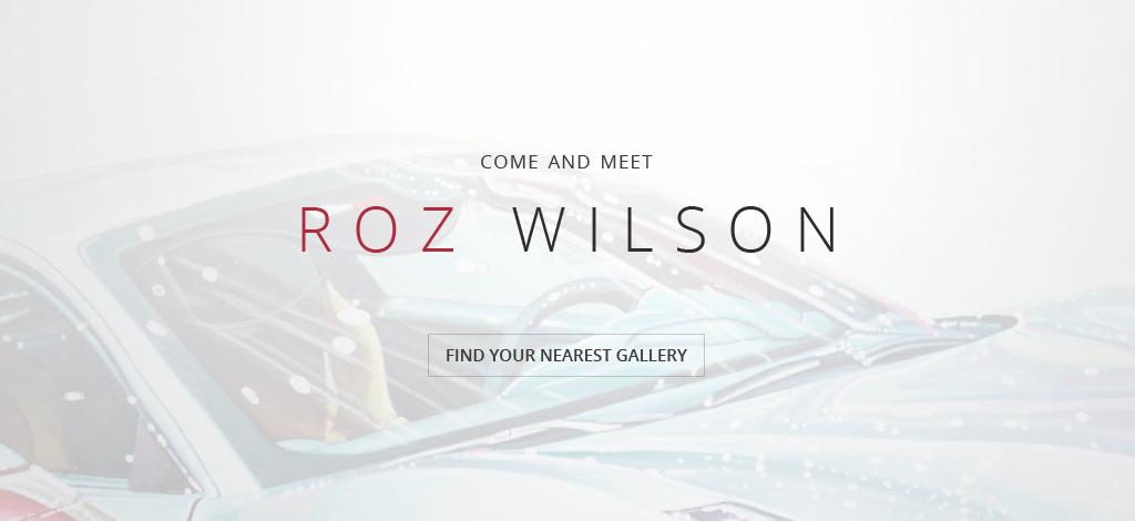 Roz Wilson Event Banner