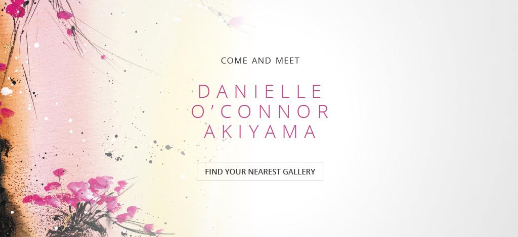 Come and Meet Danielle O'Connor Akiyama