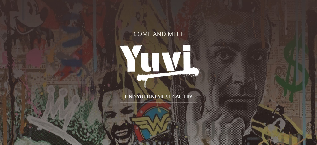 Come and Meet Yuvi