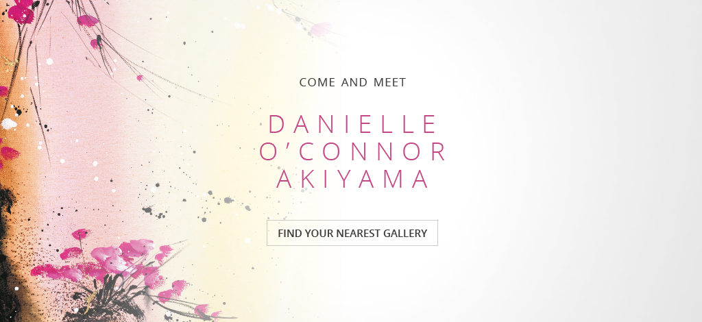 Come and Meet Danielle O'Connor Akiyama