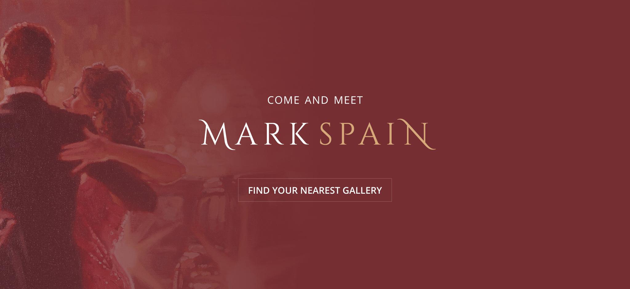 Meet Mark Spain