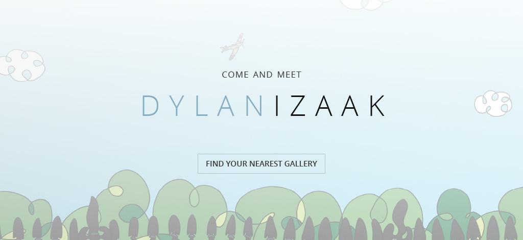 Dylan Izaak Event Banner