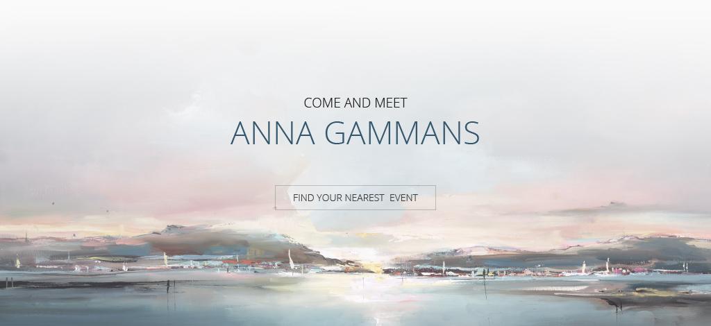 Anna Gammans Event banner