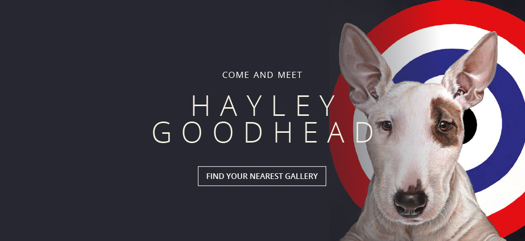 Come and meet Hayley Goodhead