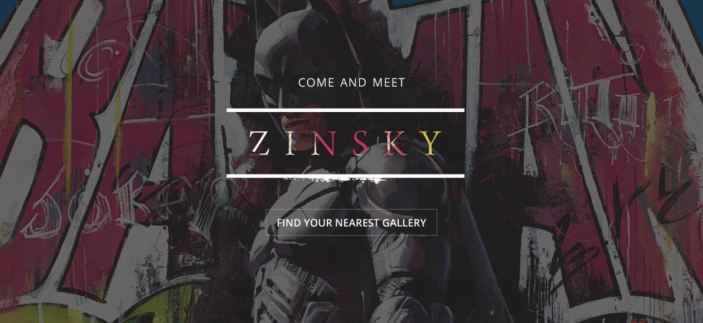 Come and Meet Zinsky