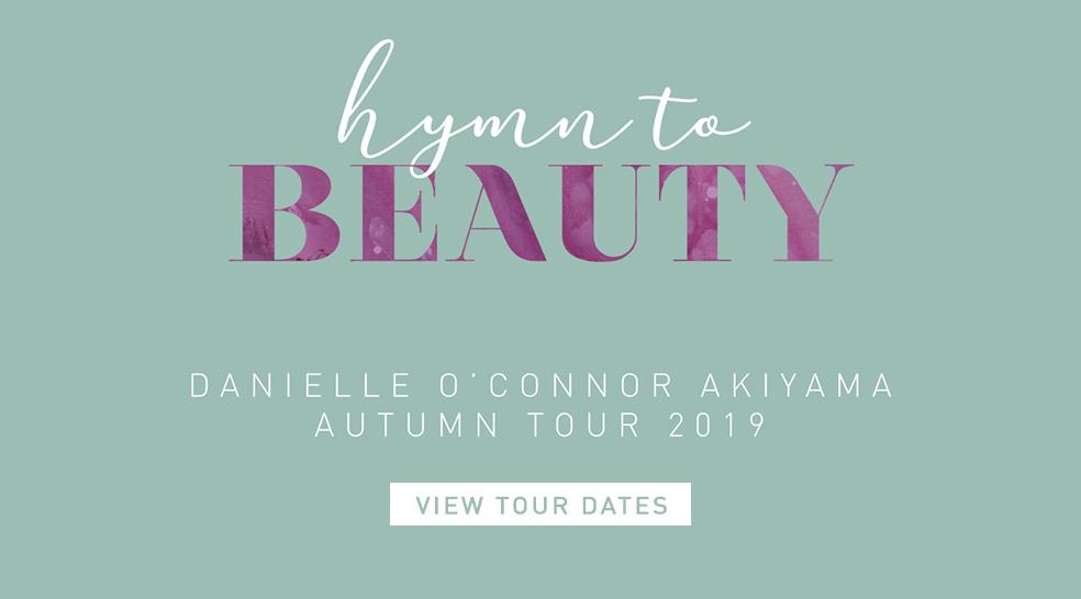 Upcoming Danielle Akiyama Tour 2019 image