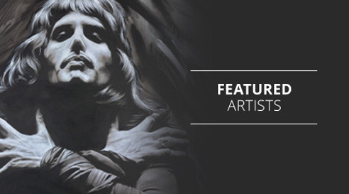 Featured Artists March 2019 image