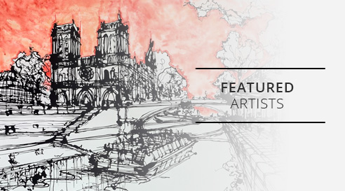 Featured Artists May 2019 image