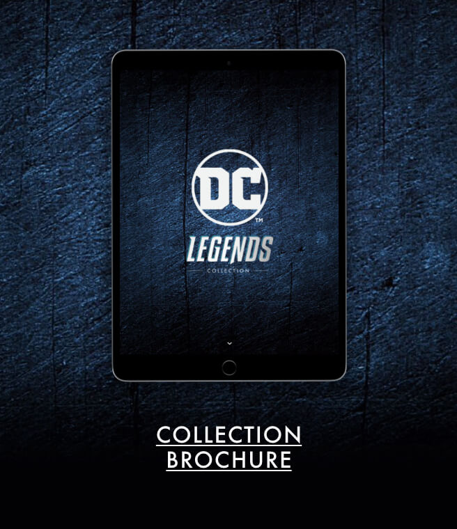 DC Legends Collection Brochure image