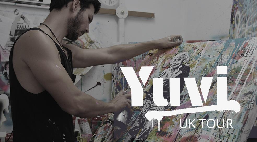 Yuvi January 2020 Events image