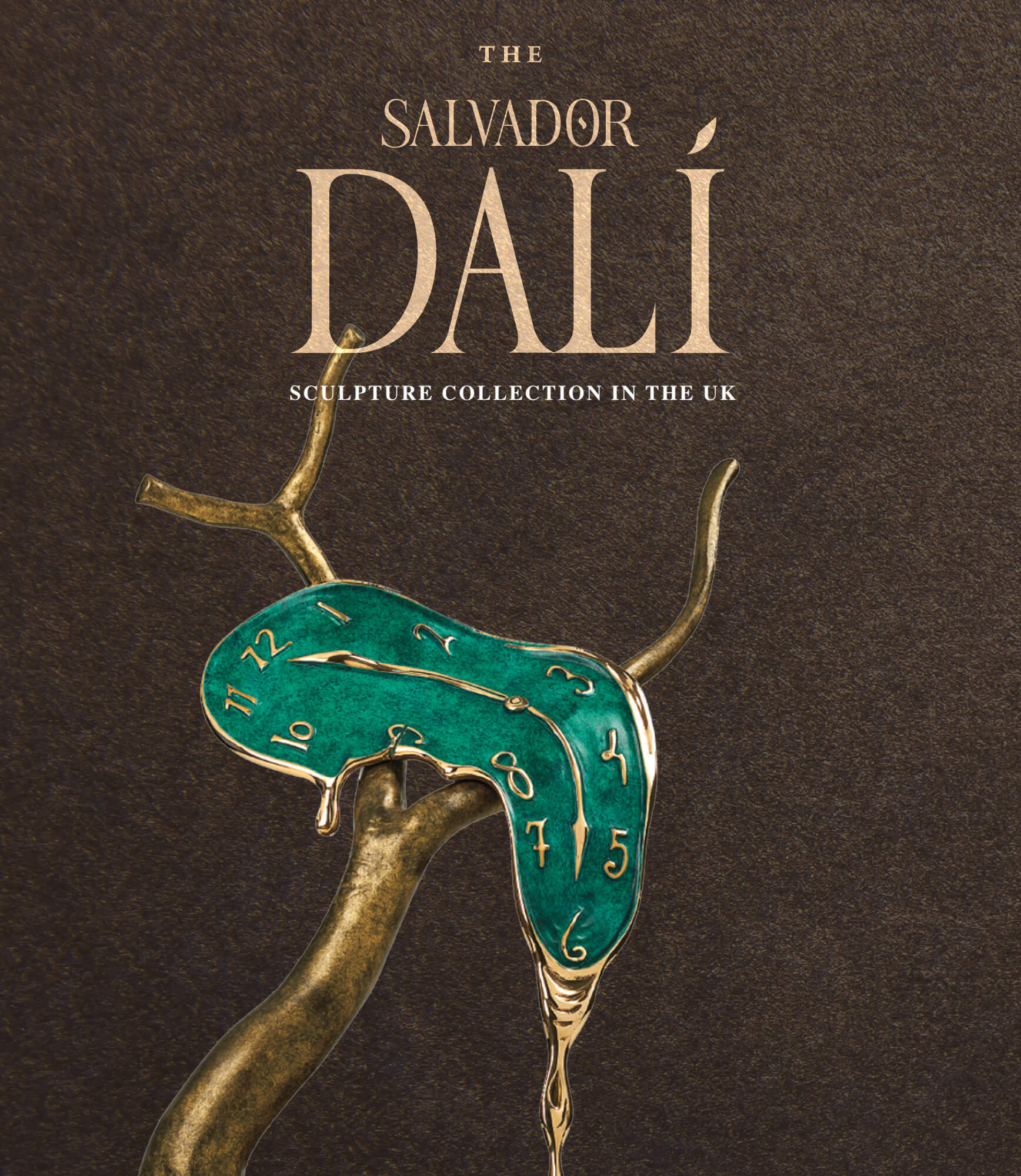 Dali Sculpture collection image