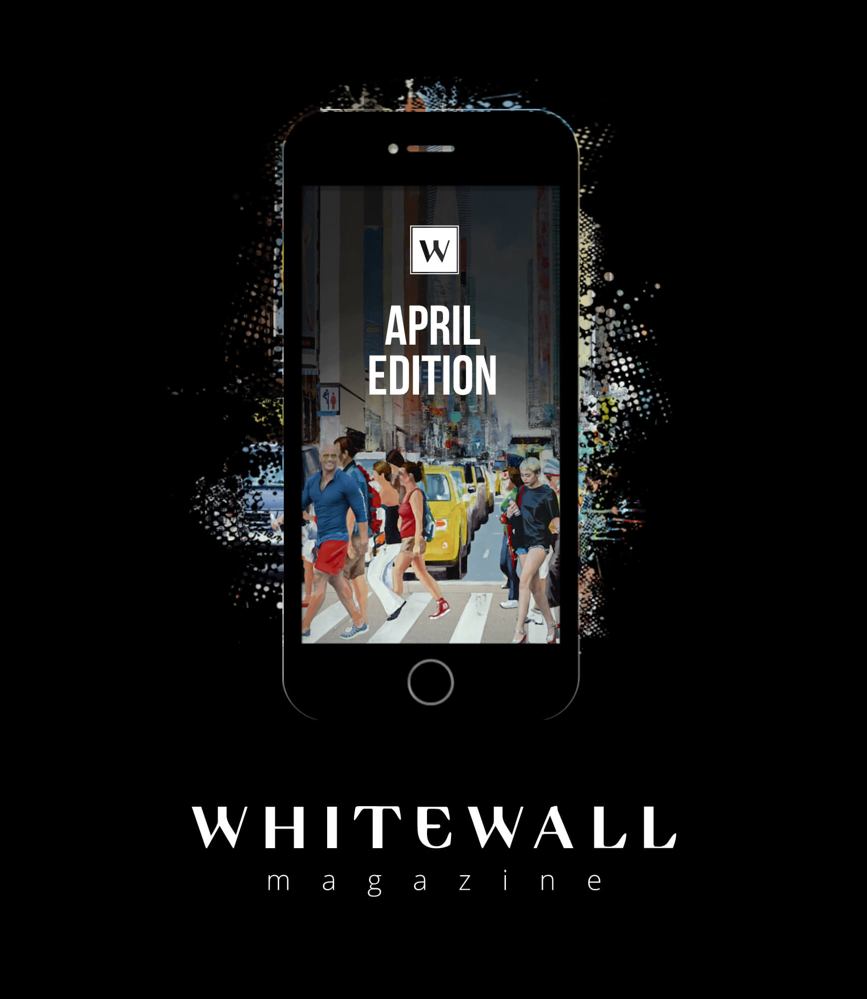 Whitewall Magazine April 20 Edition Available Now image
