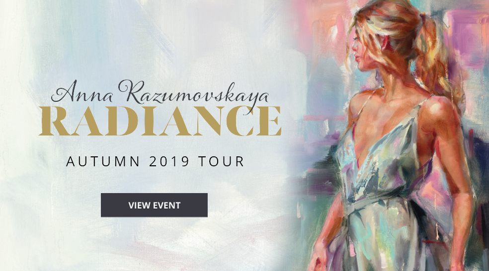 Upcoming Anna Razumovskaya Tour 2019 image