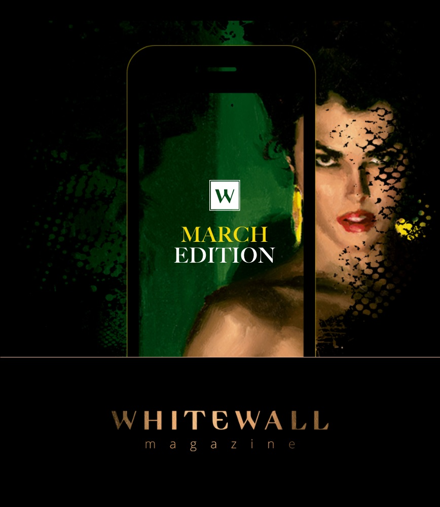 Whitewall Magazine March 20 Edition Available Now image
