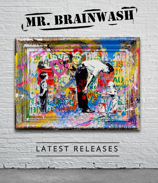 Latest Mr. Brainwash Collections image