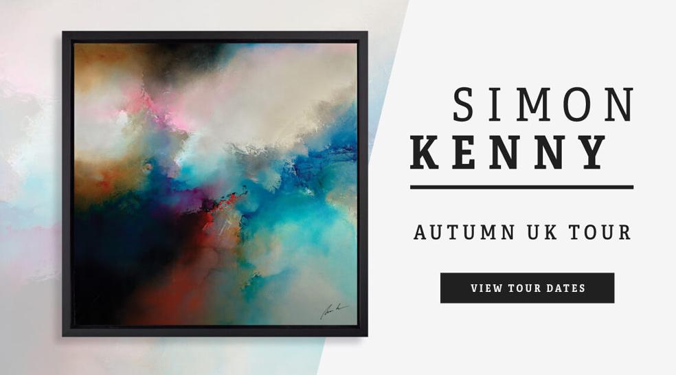 Upcoming Simon Kenny Autumn Tour 2019 image