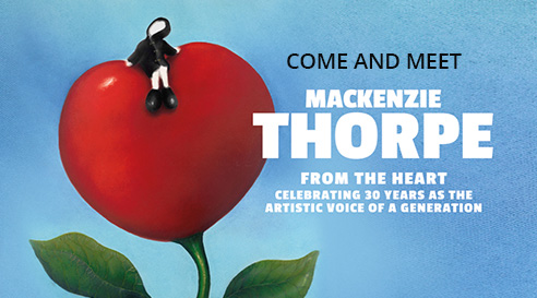 Upcoming Mackenzie Thorpe Tour image
