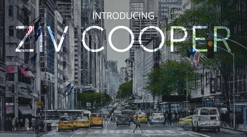 Introducing new artist Ziv Cooper image