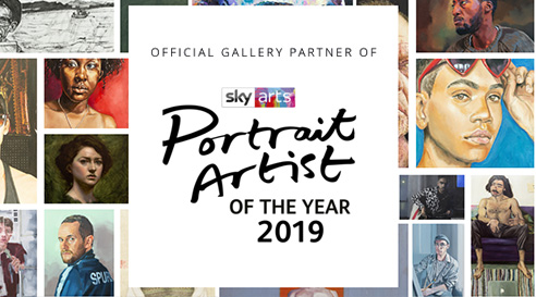 Portrait Artist of the Year 2019 image