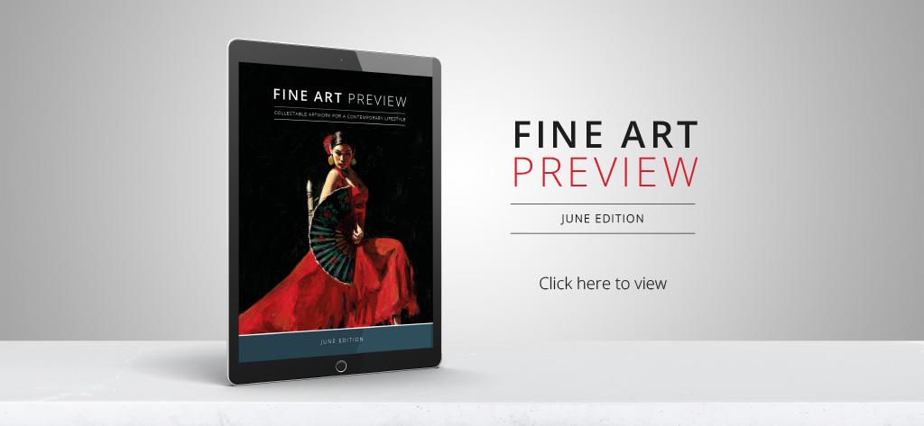 A spectacular celebration of contemporary fine art.