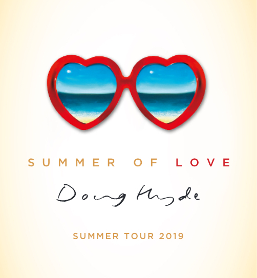 Doug Hyde Summer Tour 2019
