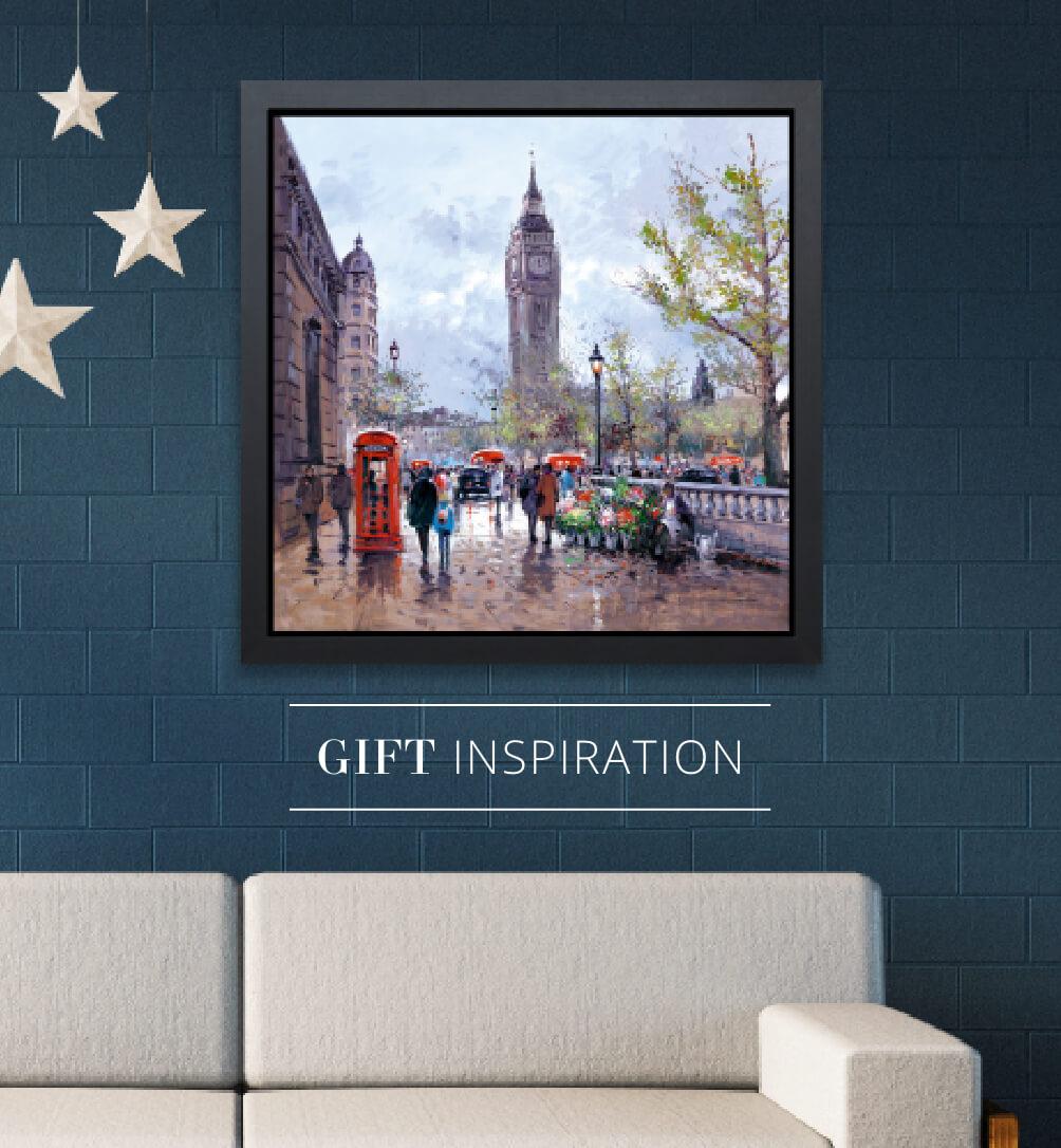 Whitewall Christmas Gift