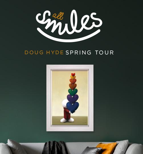 Doug Hyde Tour 2019