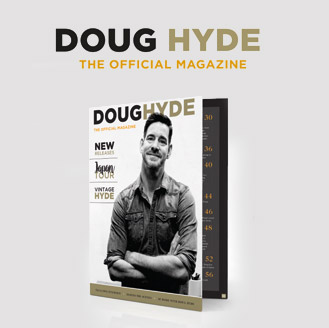 Doug Hyde Official Magazine
