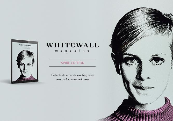 Whitewall Magazine April 2018