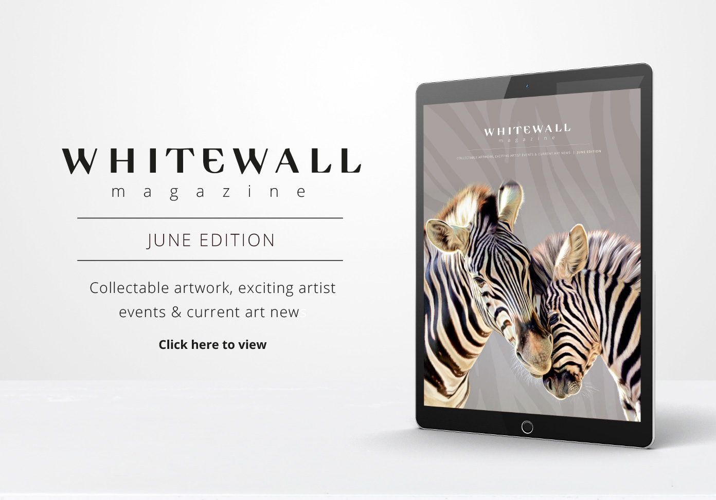 Whitewall Magazine June 2018