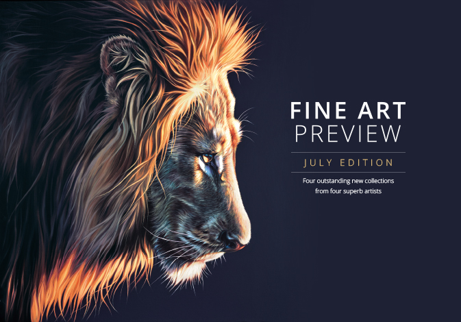 Fine Art Preview July Edition