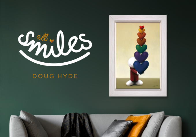 All Smiles by Doug Hyde