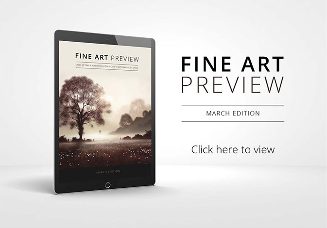 Fine Art Preview MAgazine March Edition