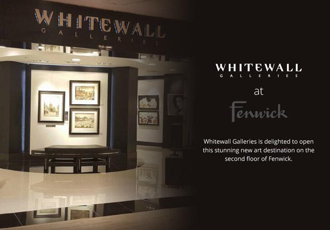 Whitewall Galleries Fenwick Newcastle Now Open