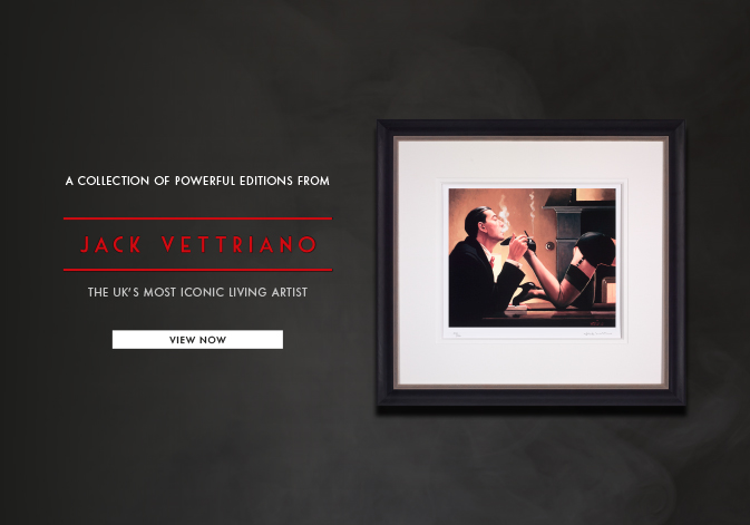 A Powerful Collection from Jack Vettriano