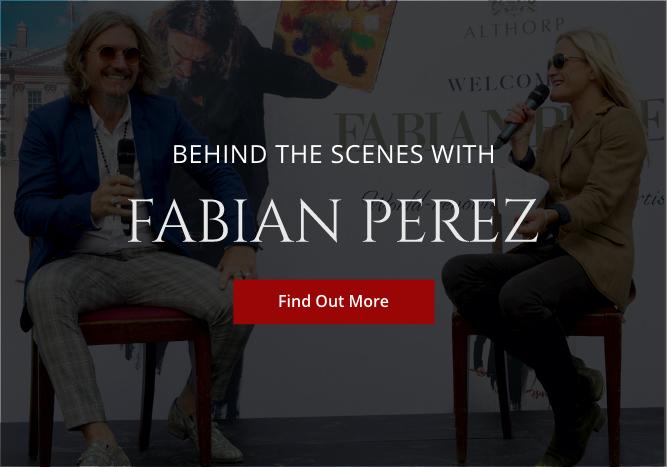 Fabian Perez Live Interview