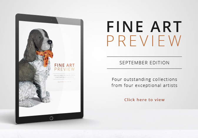 Fine Art Preview September Edition