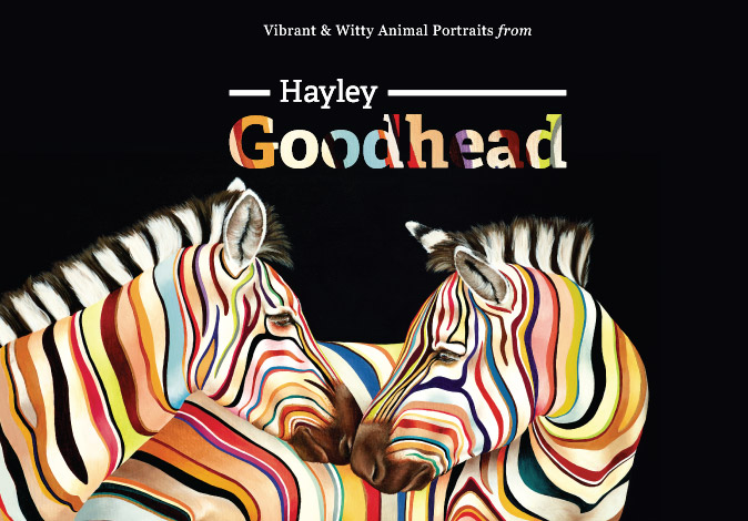 Vibrant New works from Hayley Goodhead